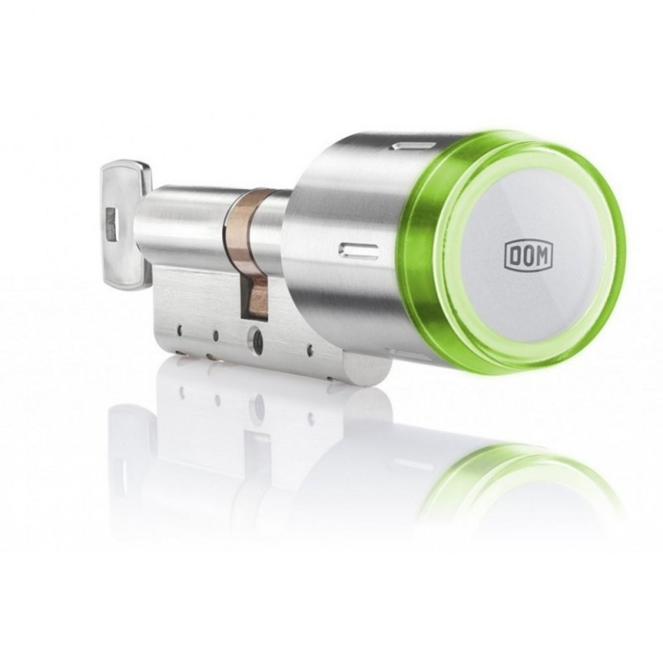 elektronischer schliesszylinder schlieazylinder ee mit innenschlieaung dom