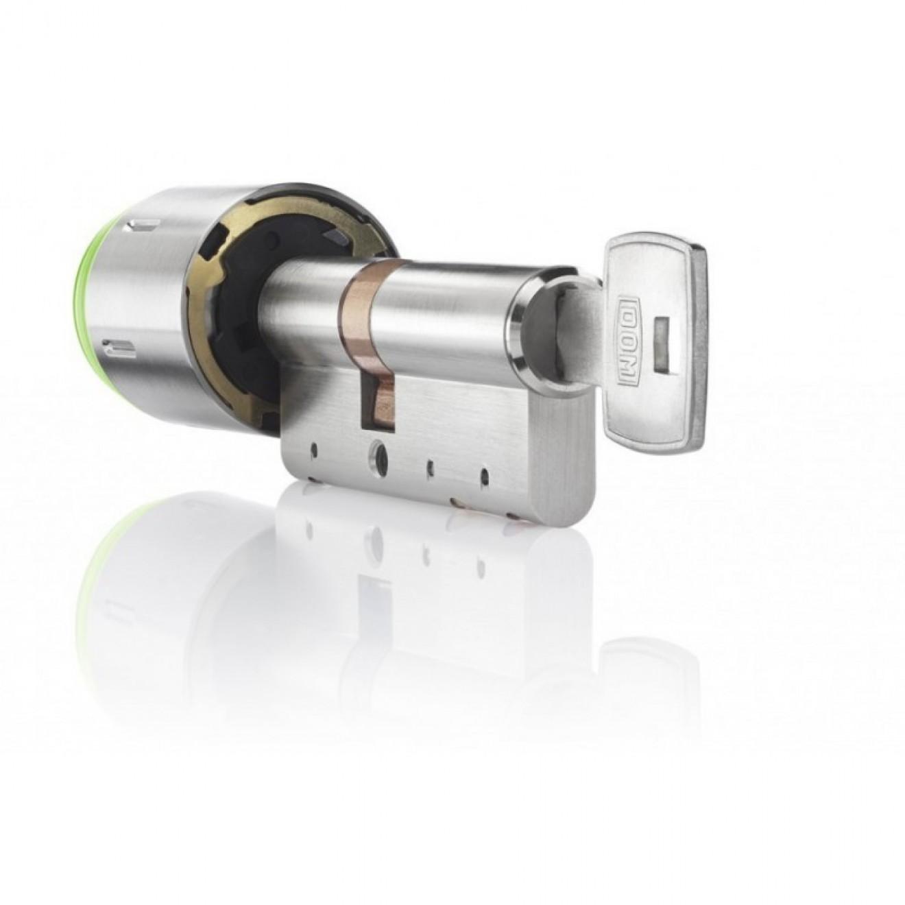 elektronischer schliesszylinder innenschlieaung schlieazylinder ee mit dom